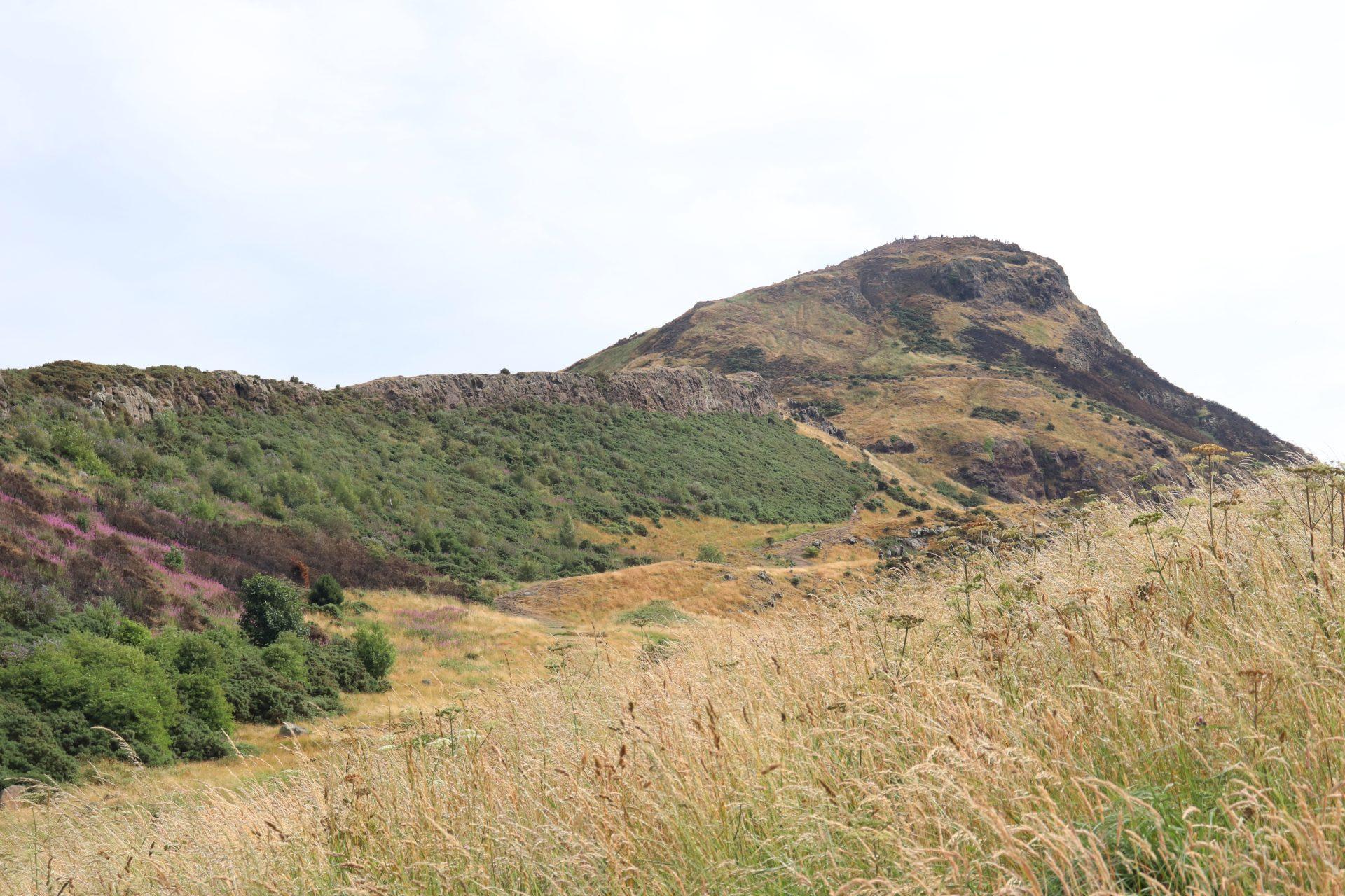 Arthur's Seat – Der Hausberg von Edinburgh