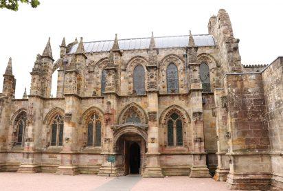 Rosslyn Chapel ALT
