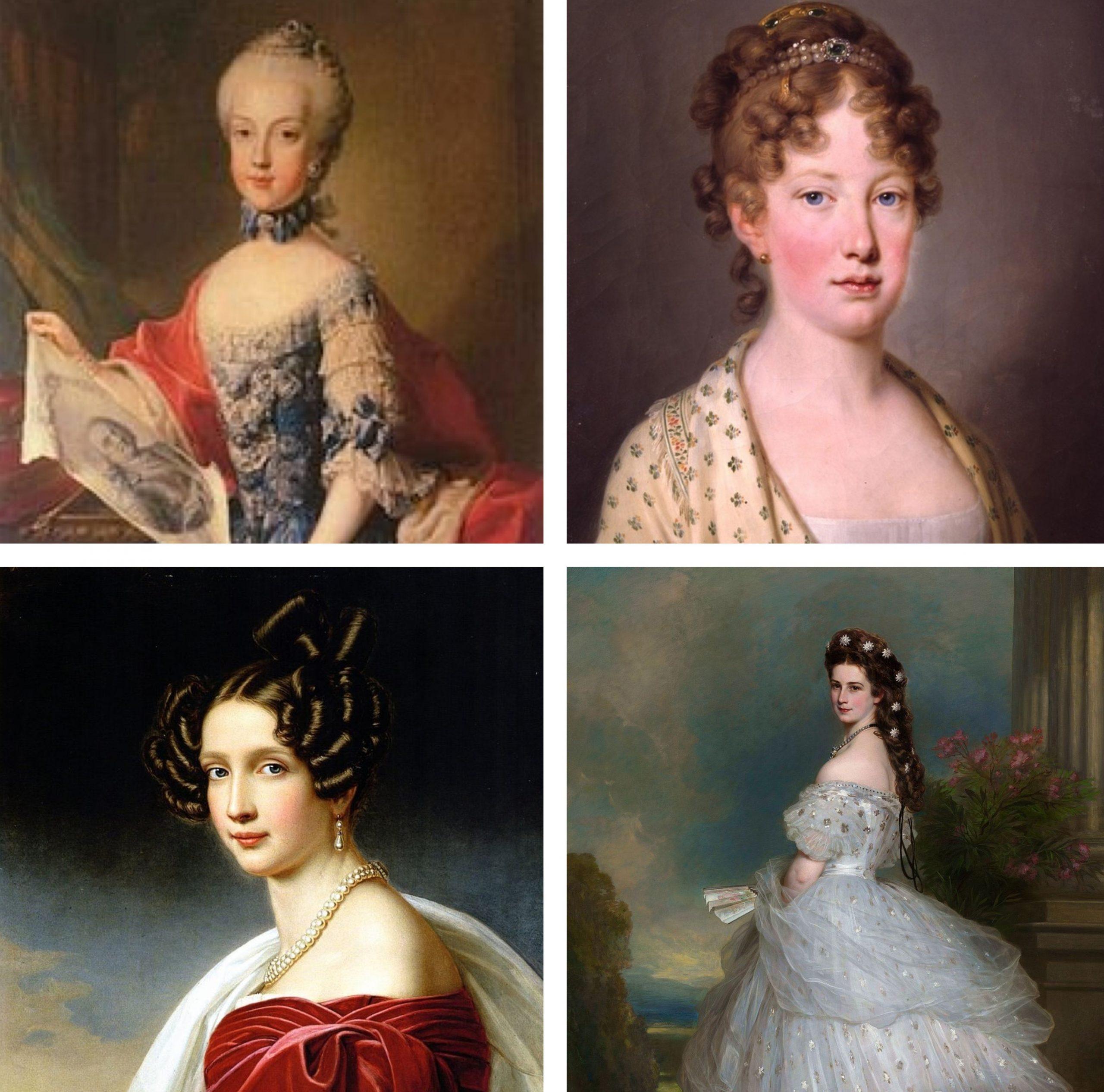 Die Frauen der Habsburger