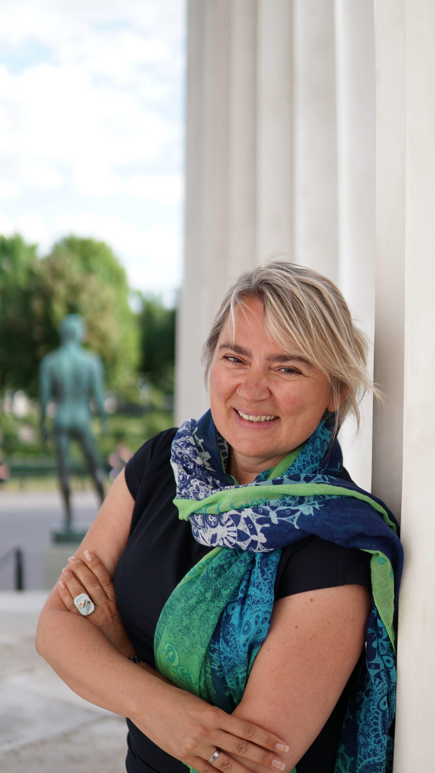 Tanja Rosenberger - staatlich geprüfte Fremdenführerin